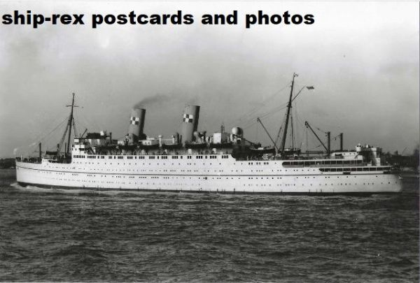 EMPRESS OF FRANCE (1948, Canadian Pacific) photo (a)